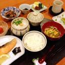 日本の朝御飯
