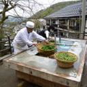 村の台所・麻釜