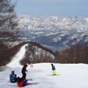 野沢温泉スキー場スカイラインコース