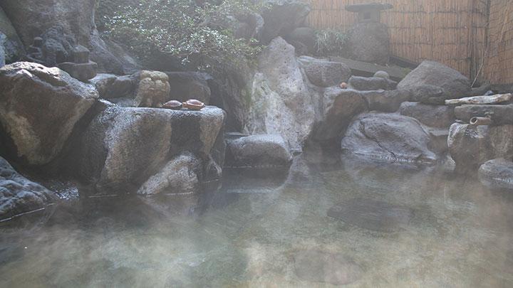 露天風呂(男女交替制)